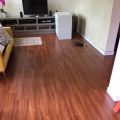 Vinyl Flooring (Before & After)