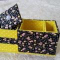 廢紙盒回收創作