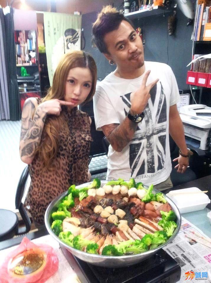 我美女朋友纹身师傅 kinki ryusaki 更新 狮城网 552210