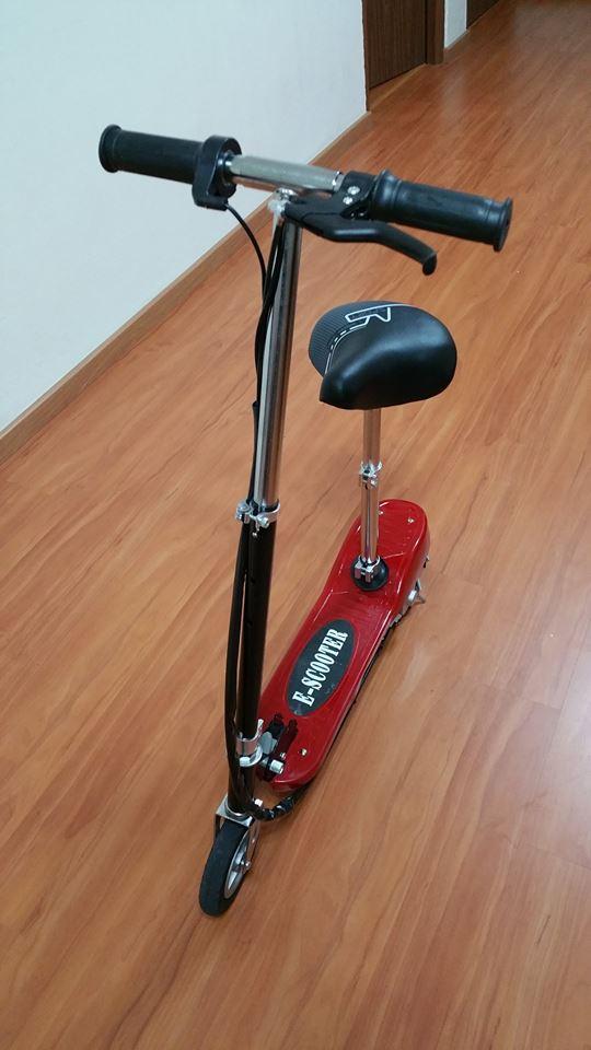 便携式24v小冲浪成人电动滑板车动感迷你车代步车玩具图片