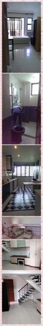 近国大,SIM,Nexus国际学校,金文泰MRT公寓普通房短期出租