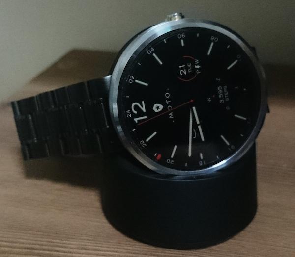 出售 Moto 360 智能手表