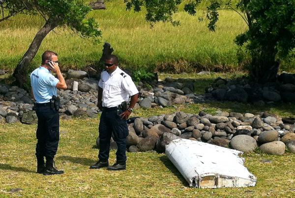 【新加坡圈】MH370残骸?我们目前所知道的一切
