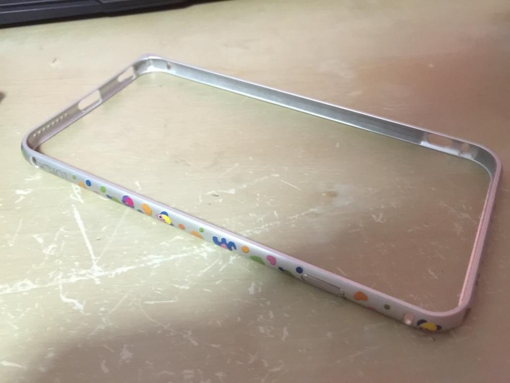 iphone 6 plus 金属边框