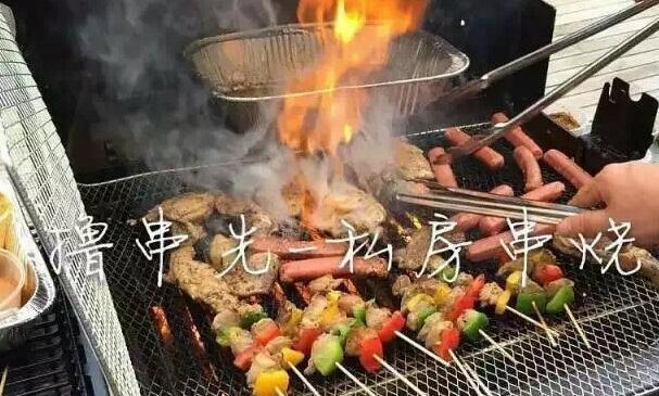 撸串先串烧—BBQ生串外卖