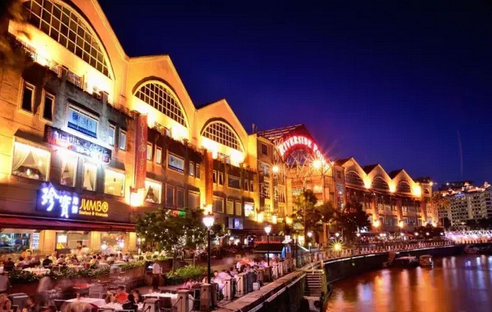 最劲爆的新加坡圣诞跨年狂欢地图!错过此次等一年!