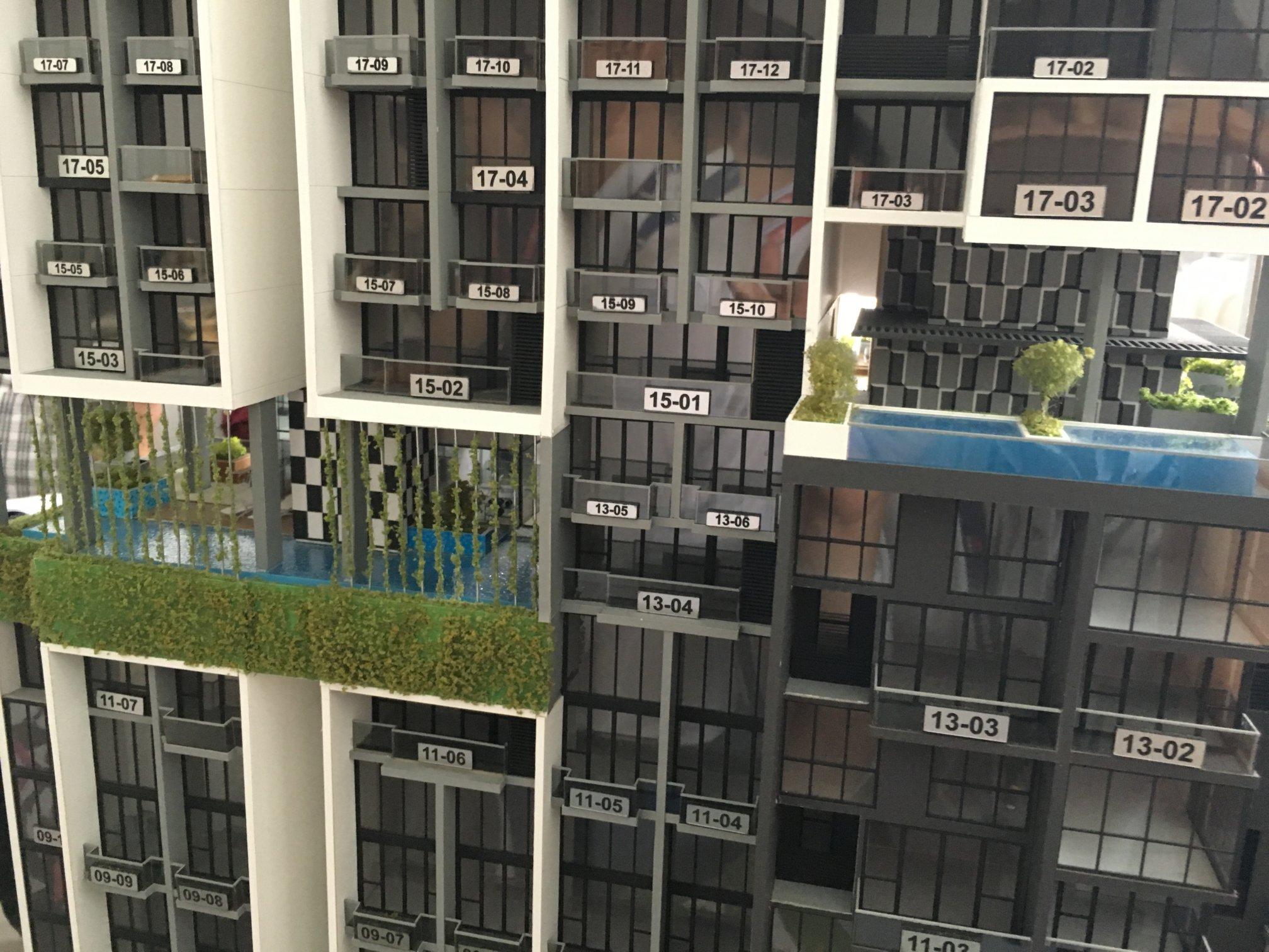 新加坡最大房产ERA代理,Fulcrum (永久地契 FreeHold),东海岸 ,豪华公寓已建成,近加东MRT