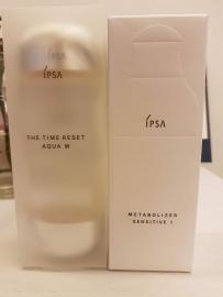 》》售一套全新****IPSA茵芙莎****流金水+保湿乳