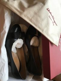 闲置美鞋低价转让 正品ferragamo&bally