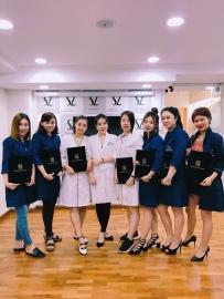 S.Z.韩国半永久定妆,韩国医疗皮肤管理 3月开课拉。