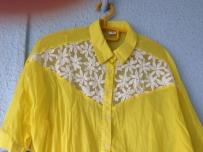 大尺寸的全新短袖衬衫$10