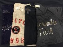 二手 A&F CK Ralph Lauren T-shirt