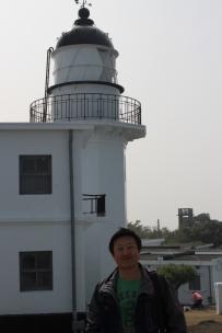 台湾,高雄,旗津半島, 灯塔