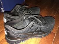 █  █ 出全新Asics kayano女士全黑運動鞋  █  █