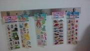 超级可爱贴纸,买给孩子或自贴手机冰箱,1元4张,3元15张