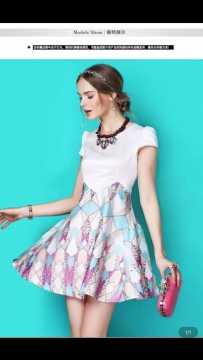 转让全新连衣裙,质量超好
