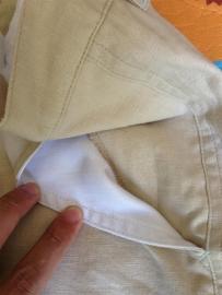 男士麻棉短裤(麻棉布料:吸汗 防臭)