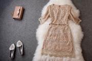 Ace尖货馆!大牌Chanel LV Valentino Gucci同款高端成衣连衣裙,微信每日上新!