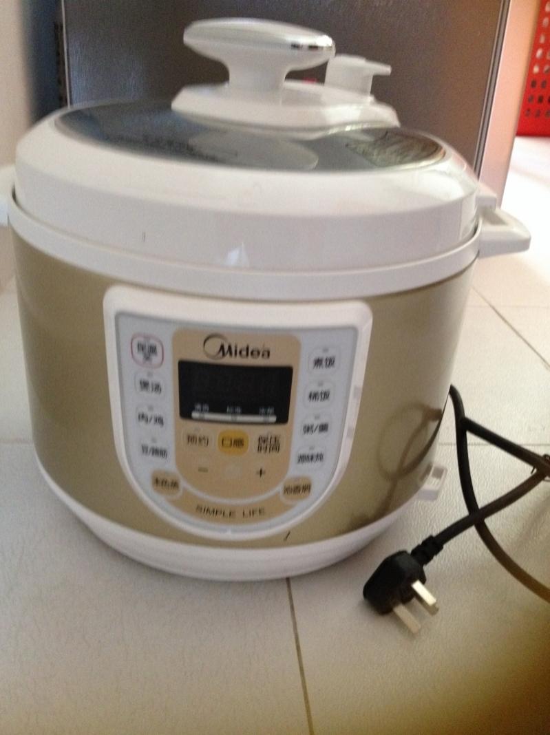 全新原价转让美的电高压锅一架$70.00
