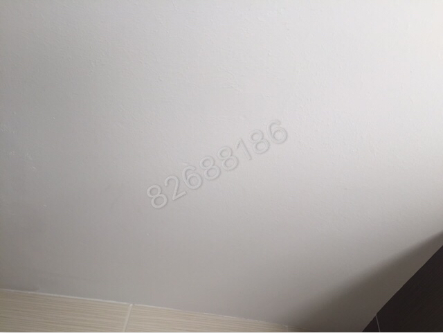 公寓切割天花板更换热水器过程