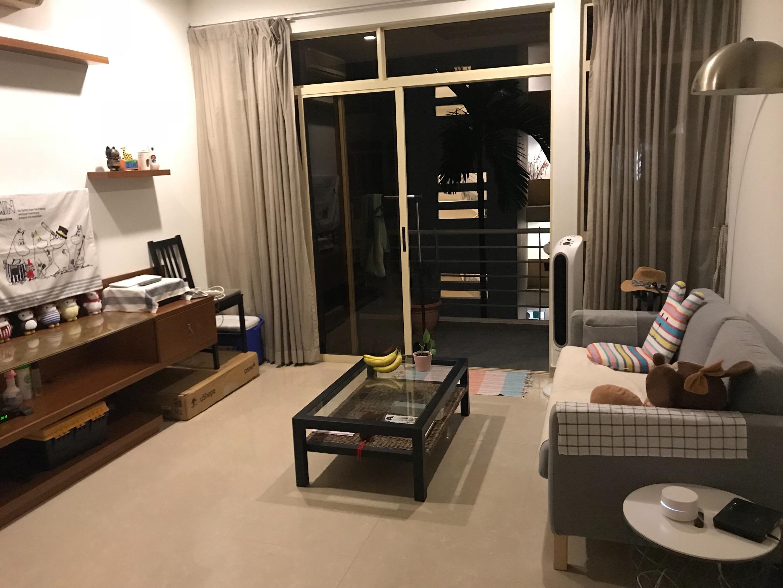 芽笼27A公寓隔音小房间,580新币全包,6分