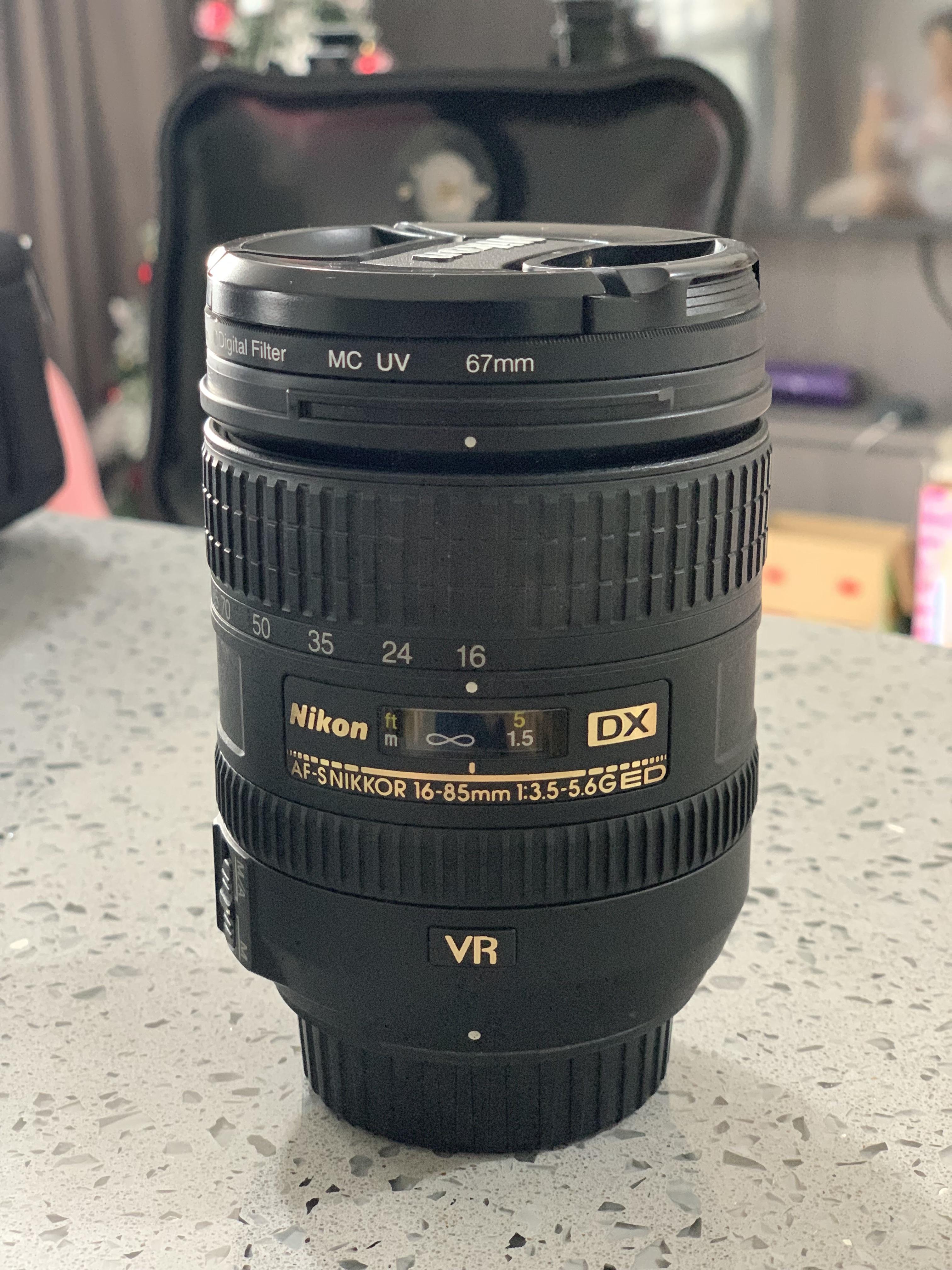 16-85mm f3.5