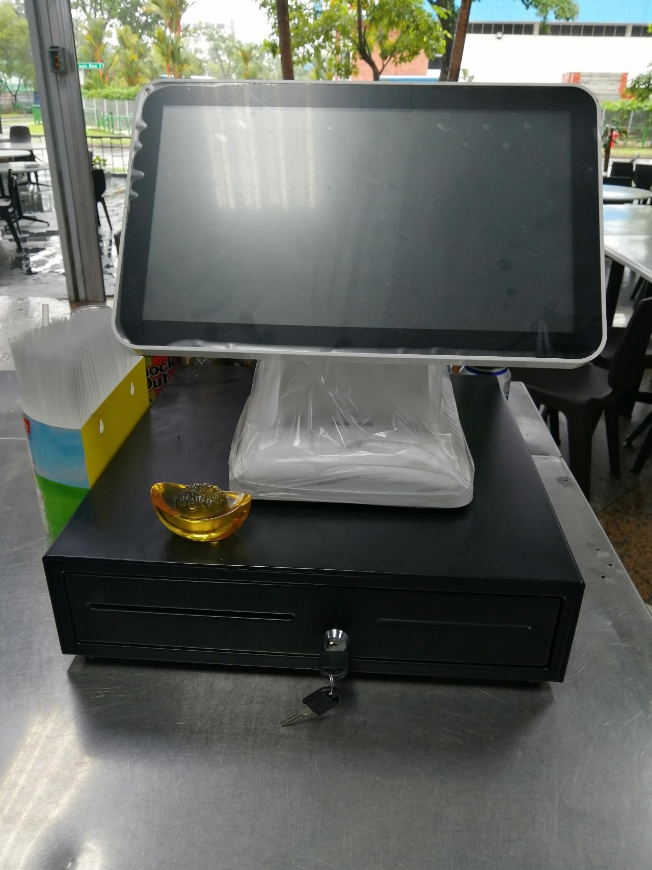 全新电饭锅 低价处理,还有各种档口餐具