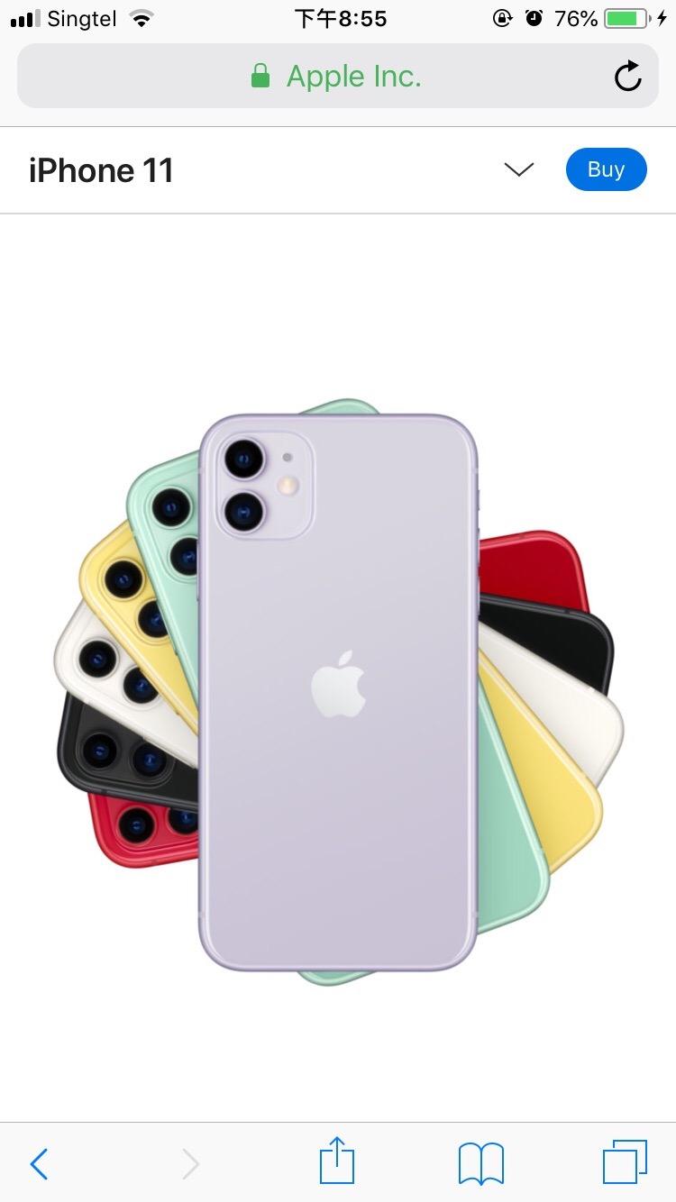 求购   iPhone 11  128g   $1000  你签线我拿机