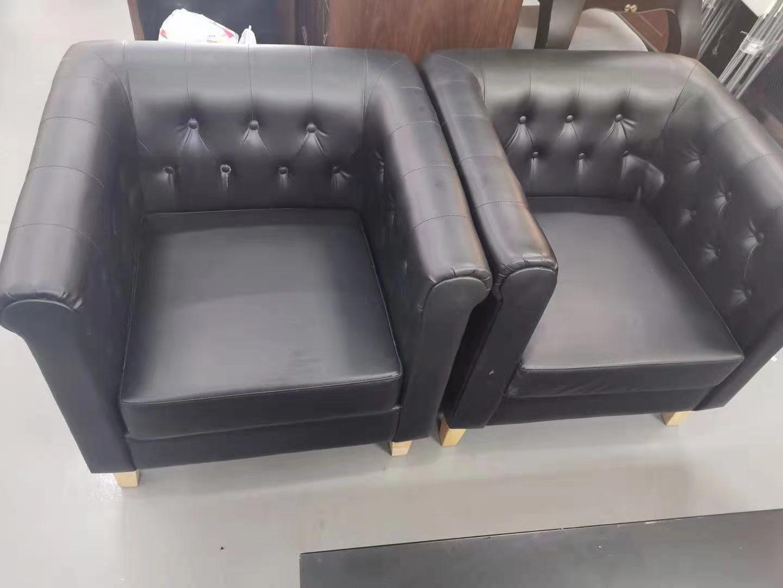 单人沙发皮 黑色.jpg