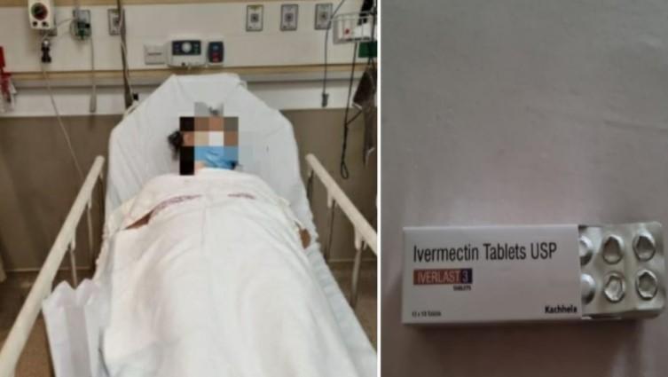 赶快远离!新加坡妇女服用寄生虫要预防冠病入院!!仍有人相信能