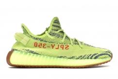 [转售]全新Adidas Yeezy Boost 350 V2 Frozen Yellow一双