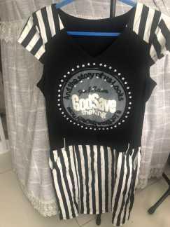 全新连衣裙超低价出售$8 预估可以穿到105斤