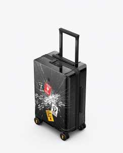 全新远行客Level8 登机箱行李箱商务铝箱