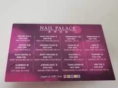 转让美甲宫殿nail palace会员卡一张