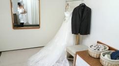超新白色婚纱,超低价,多层高质量纱大裙摆,尺码可调节