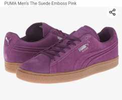 全新Clarks男士皮鞋+全新PUMA板鞋