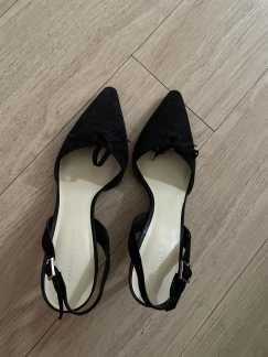 小CK高跟鞋