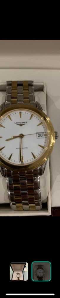 卖一只浪琴手表