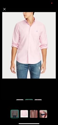 全新正品Ralph lauren polo 衬衫