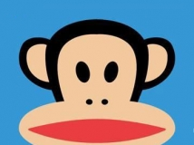 大嘴猴 paul frank