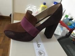 全新的 Clarks  高跟鞋,超级貌美