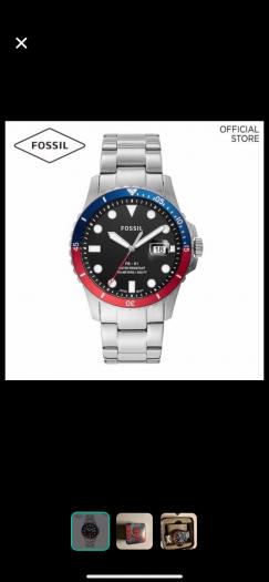 Fossil FB01 全新手表