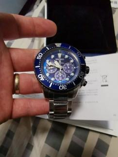 半价出售一只精工手表