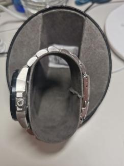 西铁城CITIZEN光动能,夜光手表,五折出售几乎新品!!不锈钢表带,蓝天使,潮流腕表BJ7006-56L
