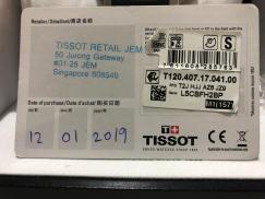 天梭海星1000 限量版 TISSOT SEASTAR 1000 Special Edition