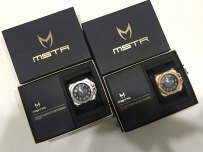 (已卖)美国名表 MSTR - Meister CHIEF MK2 - 玫瑰金 ROSE GOLD