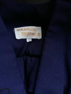 NTU 工程系毕业典礼服尺寸L出售30