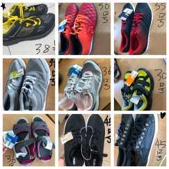 剩几双运动鞋便宜出售,鞋号不全钱,号码如图,有卖有送