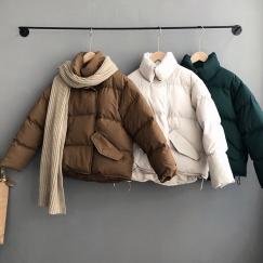 棉服面包服