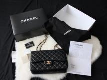 █♥█专柜正品Chanel经典CF!德国世家现货清仓!Chanel,Prada经典!